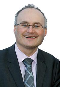 Councillor Simon Geraghty